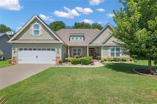 304 Knoll View Drive, Seneca, SC 29678 (#20241652) :: Modern