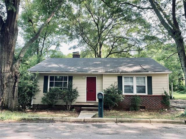 506 Johnson Street, Anderson, SC 29624 (MLS #20241659) :: The Powell Group