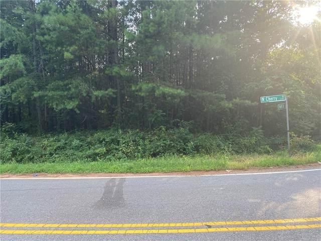 0 E North 3rd Street Corner, Seneca, SC 29678 (MLS #20241661) :: The Powell Group