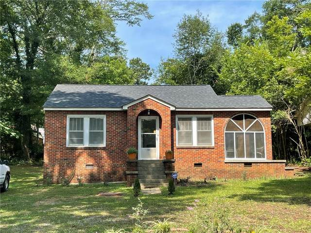 412 Cunningham Drive, Anderson, SC 29624 (MLS #20241665) :: The Powell Group