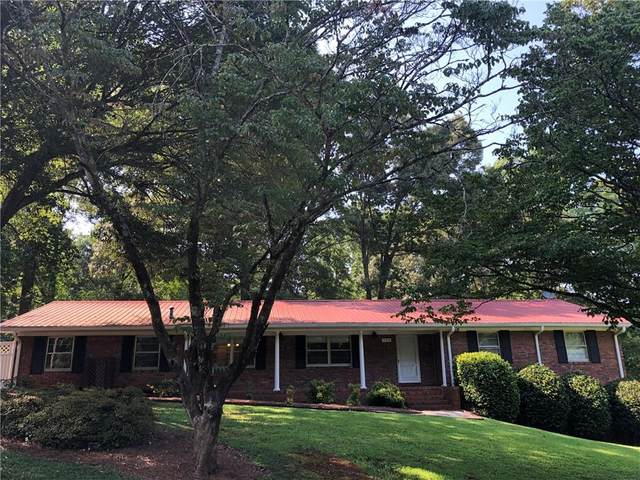 105 Pine Ridge Lane, Clemson, SC 29631 (MLS #20241677) :: The Powell Group
