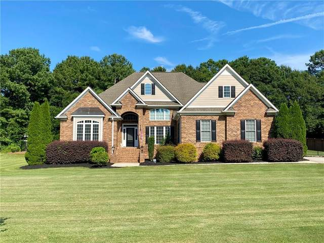 111 Mcphail Farms Circle, Anderson, SC 29621 (MLS #20241685) :: The Powell Group