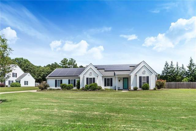 106 Spanish Moss Drive, Williamston, SC 29697 (#20241703) :: Realty ONE Group Freedom