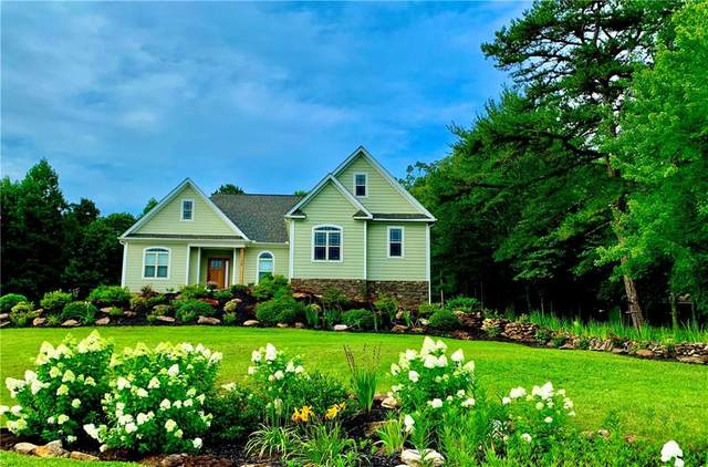 102 Timberstone Trail, Six Mile, SC 29682 (MLS #20241709) :: The Powell Group