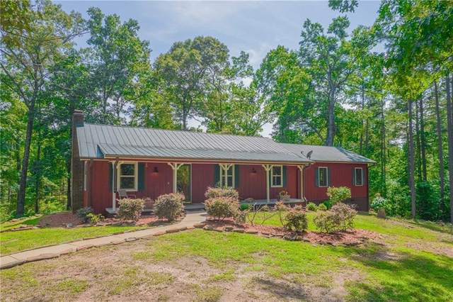 383 Berry Farm Road, Westminster, SC 29693 (MLS #20241717) :: The Powell Group