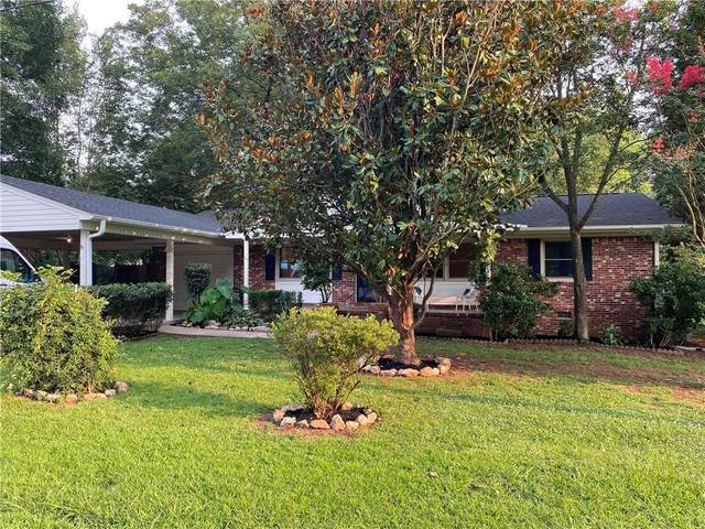 110 Lakewood Drive, Pendleton, SC 29670 (MLS #20241750) :: Tri-County Properties at KW Lake Region