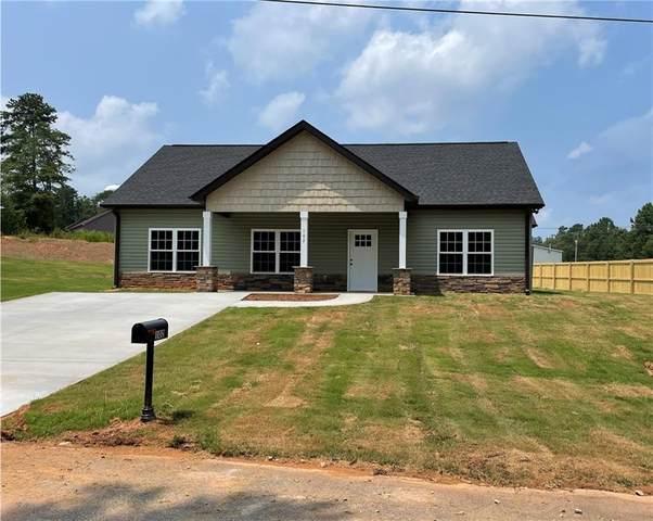 102 Burton Road, Anderson, SC 29625 (MLS #20241766) :: Tri-County Properties at KW Lake Region