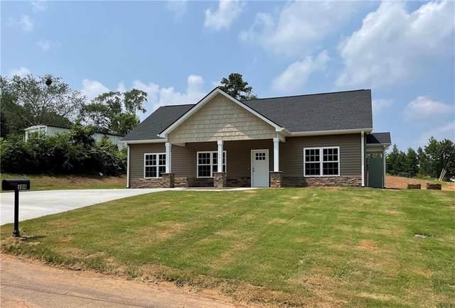 104 Burton Road, Anderson, SC 29625 (MLS #20241768) :: Tri-County Properties at KW Lake Region
