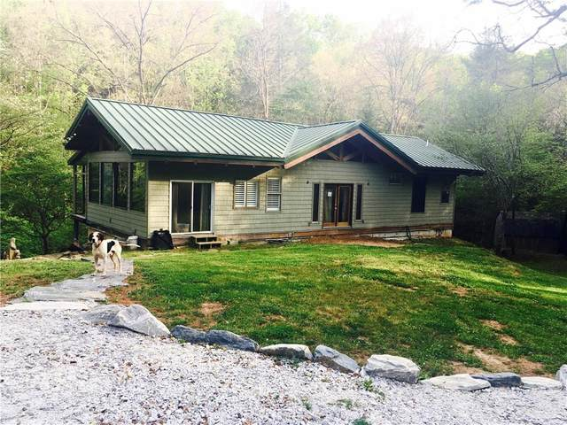 132 Apple Orchard Road, Mountain  Rest, SC 29664 (MLS #20241782) :: The Powell Group