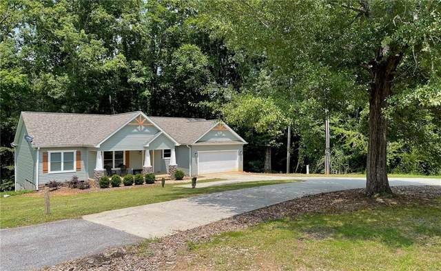 102 Parkview Drive, Walhalla, SC 29691 (MLS #20241783) :: The Powell Group