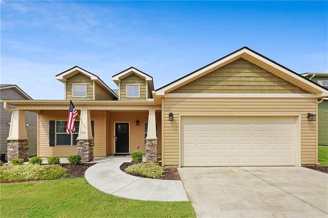 313 Sliding Rock Drive, Pendleton, SC 29670 (MLS #20241803) :: Tri-County Properties at KW Lake Region