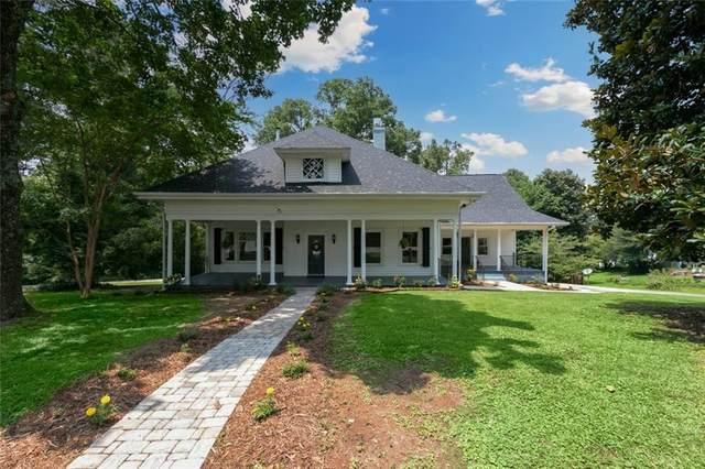 719 E Cedar Rock Street, Pickens, SC 29671 (MLS #20241818) :: Les Walden Real Estate