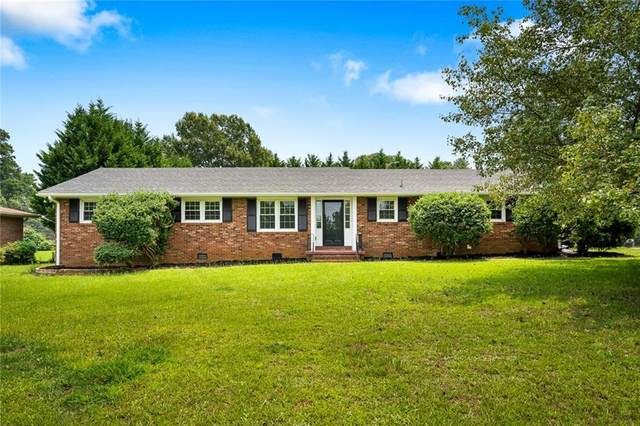 215 Centerville Road, Anderson, SC 29625 (MLS #20241820) :: The Freeman Group