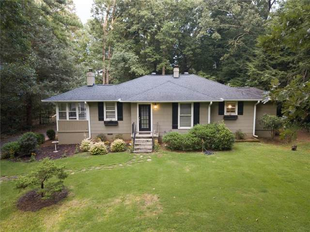 208 Highland Drive, Clemson, SC 29631 (MLS #20241822) :: Lake Life Realty