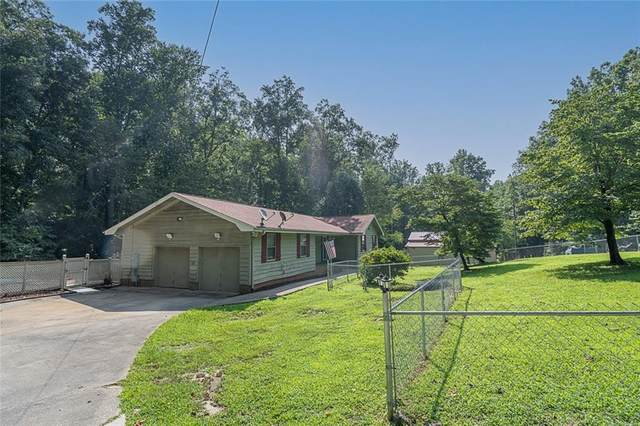 151 Spring Valley Road, Pickens, SC 29671 (#20241830) :: Expert Real Estate Team