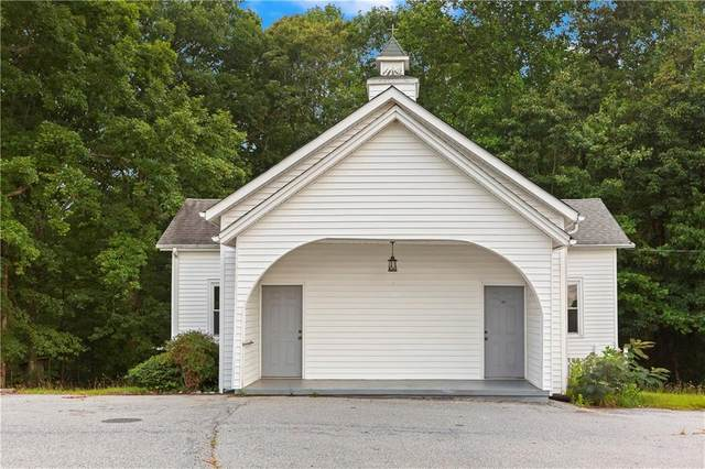 118 Zion Road, Walhalla, SC 29691 (MLS #20241836) :: The Powell Group
