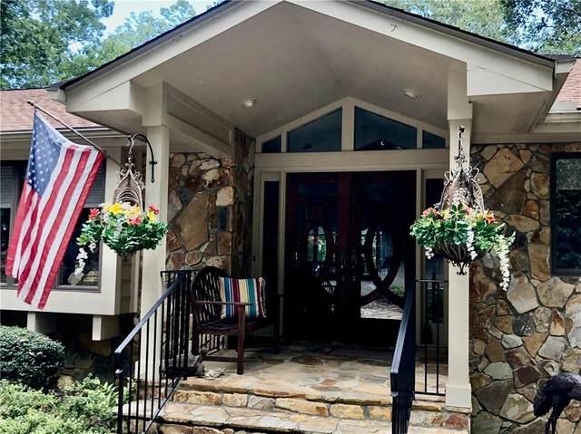 5 Davys Locker Lane, Salem, SC 29676 (MLS #20241839) :: Tri-County Properties at KW Lake Region