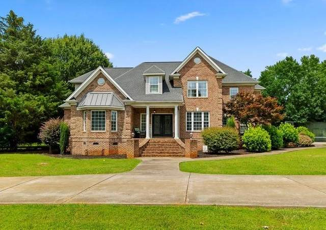 263 Bowen Road, Anderson, SC 29621 (MLS #20241845) :: The Powell Group
