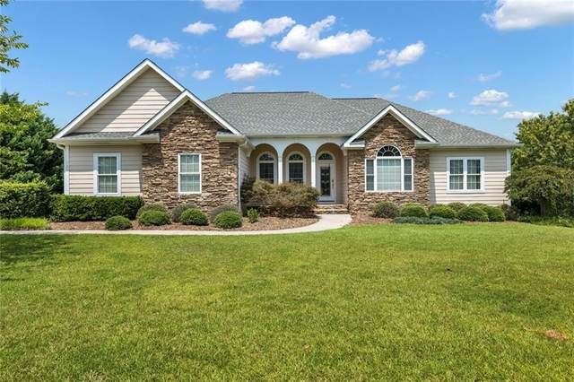 106 Woods Drive, West Union, SC 29696 (MLS #20241854) :: The Powell Group