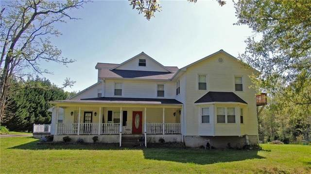 416 Hall Road, Anderson, SC 29624 (MLS #20241865) :: The Powell Group