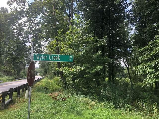 118 Taylor Creek Road, Mountain  Rest, SC 29664 (MLS #20241867) :: Tri-County Properties at KW Lake Region