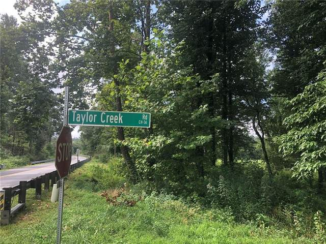 110 Taylor Creek Road, Mountain  Rest, SC 29664 (MLS #20241870) :: Tri-County Properties at KW Lake Region