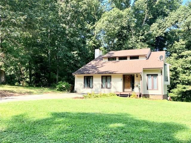 106 Towne Creek Trail, Anderson, SC 29621 (MLS #20241872) :: Tri-County Properties at KW Lake Region