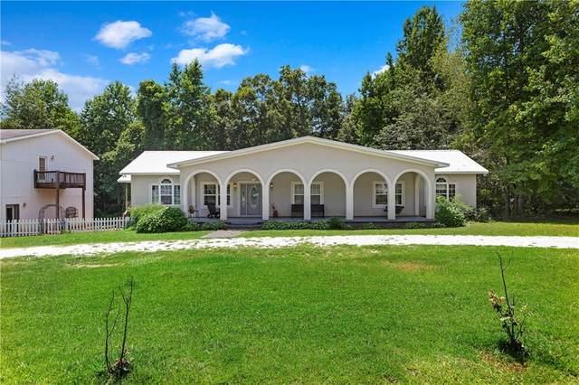602 Walter Scott Lane, West Union, SC 29696 (MLS #20241877) :: Tri-County Properties at KW Lake Region