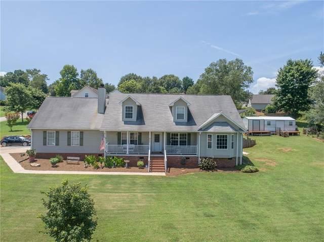 405 Woodfield Drive, Piedmont, SC 29673 (MLS #20241891) :: Tri-County Properties at KW Lake Region