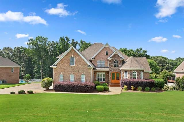 115 Topsail Drive, Anderson, SC 29625 (MLS #20241906) :: The Freeman Group