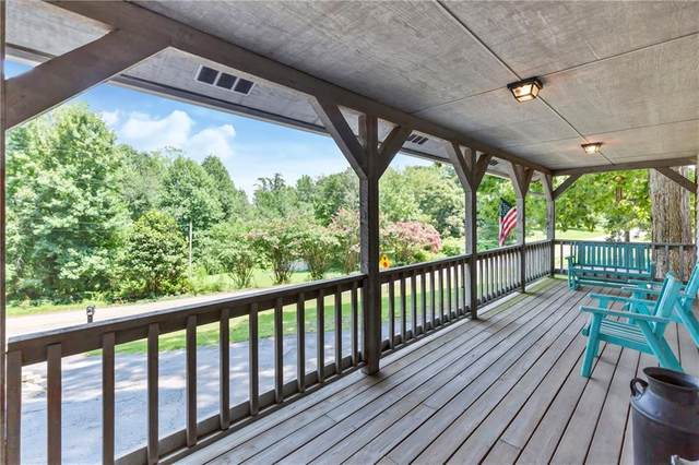 547 E Halfway Branch Road, Walhalla, SC 29691 (MLS #20241942) :: The Powell Group