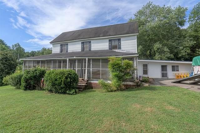 254 Sid Edens Road, Pickens, SC 29671 (MLS #20241944) :: Tri-County Properties at KW Lake Region