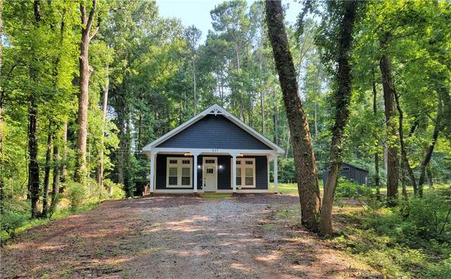607 Brookgreen Drive, Anderson, SC 29625 (MLS #20241972) :: The Powell Group