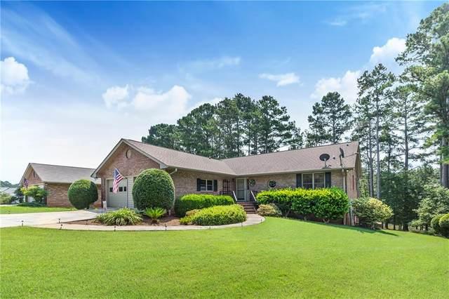 512 Harbor Point, Hartwell, GA 30643 (MLS #20241977) :: Les Walden Real Estate