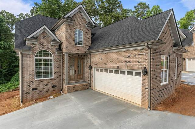 114 Courtyard Drive, Anderson, SC 29621 (MLS #20241978) :: The Powell Group