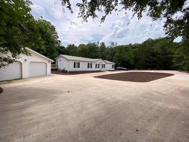 75 Little Buck Road, Hartwell, GA 30643 (MLS #20241990) :: Lake Life Realty