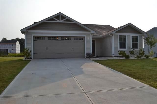 115 Barrington Creek, Piedmont, SC 29673 (MLS #20242006) :: The Powell Group