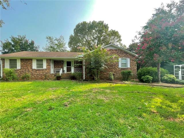 211 Greenland Road, Anderson, SC 29626 (MLS #20242024) :: The Powell Group