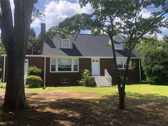2207 Boulevard Heights, Anderson, SC 29621 (MLS #20242026) :: Tri-County Properties at KW Lake Region