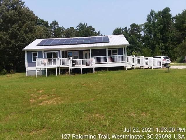 125 Palomino Trail, Westminster, SC 29693 (MLS #20242032) :: Les Walden Real Estate
