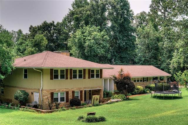 326 Westminster Highway, Westminster, SC 29693 (MLS #20242038) :: The Powell Group