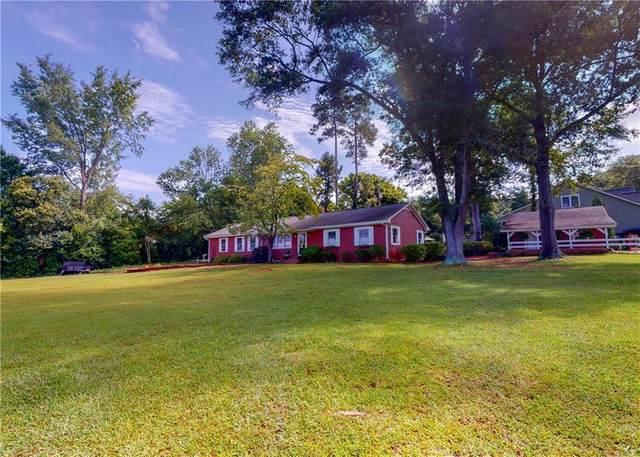 126 Fort Rutledge Road, Clemson, SC 29631 (MLS #20242045) :: The Freeman Group