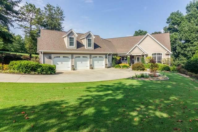 220 Winding Oaks Drive, Seneca, SC 29672 (MLS #20242049) :: The Powell Group