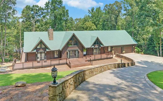 1139 Chandlers Ferry Road, Hartwell, GA 30643 (MLS #20242060) :: Lake Life Realty