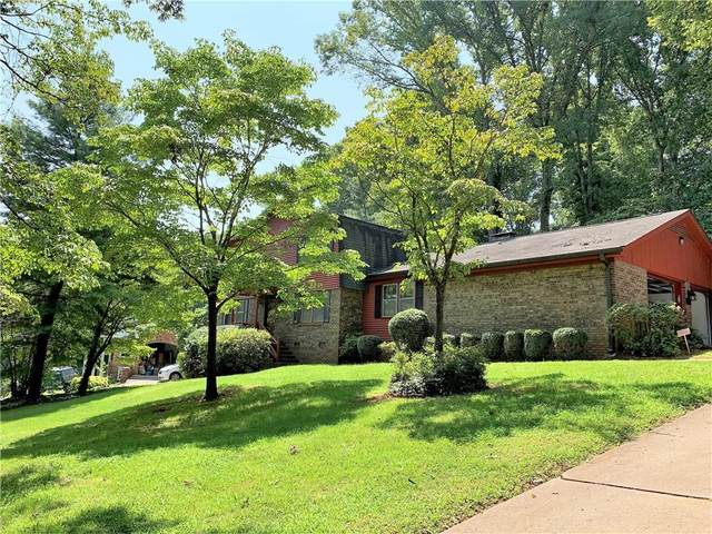 203 Timberlake Road, Anderson, SC 29625 (MLS #20242069) :: The Powell Group
