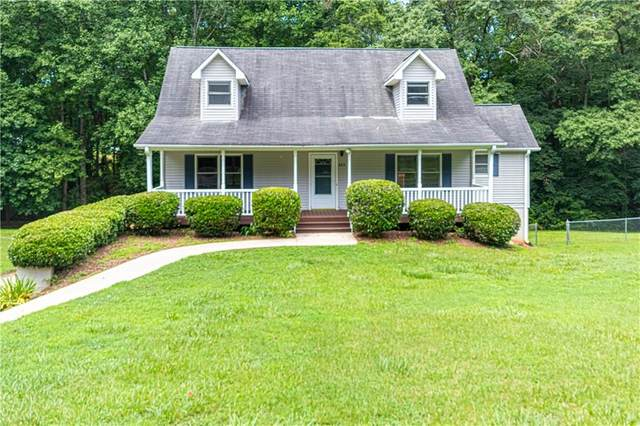 117 Knoxtowne Road, Easley, SC 29640 (#20242071) :: Realty ONE Group Freedom