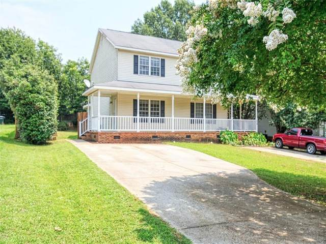 104 Heatherbrook Court, Anderson, SC 29625 (MLS #20242074) :: The Powell Group
