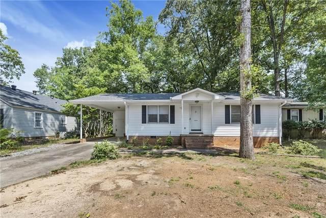 604 Westview Avenue, Anderson, SC 29625 (MLS #20242089) :: Lake Life Realty