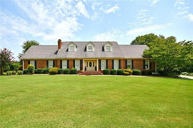 303 Carnoustie Drive, Easley, SC 29642 (MLS #20242105) :: The Powell Group