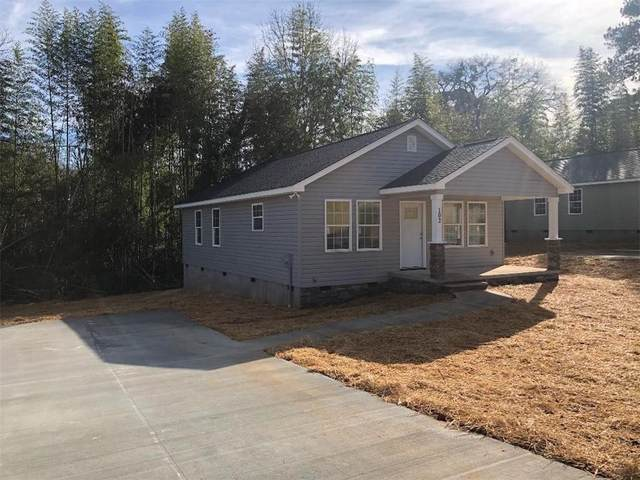 118 Branch Street, Walhalla, SC 29691 (MLS #20242115) :: The Powell Group